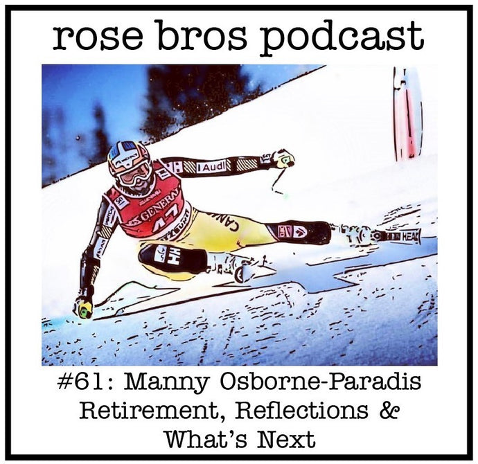#61: Manuel Osborne-Paradis - Retirement, Reflections & What's Next