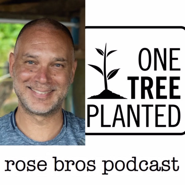 Episode #6: One Tree Planted CEO - Matt Hill (How to Create a Market Based Environmental Solution)