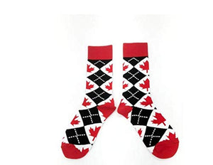 "Rose Bros Ski & Snowboard Sock - ""The Canadian"""
