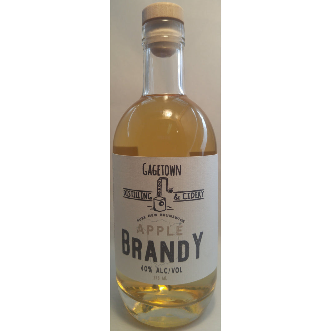 Apple brandy 375 mL 40%alc/vol