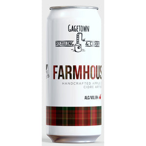 Farm House Cider 473ml  6%alc/vol