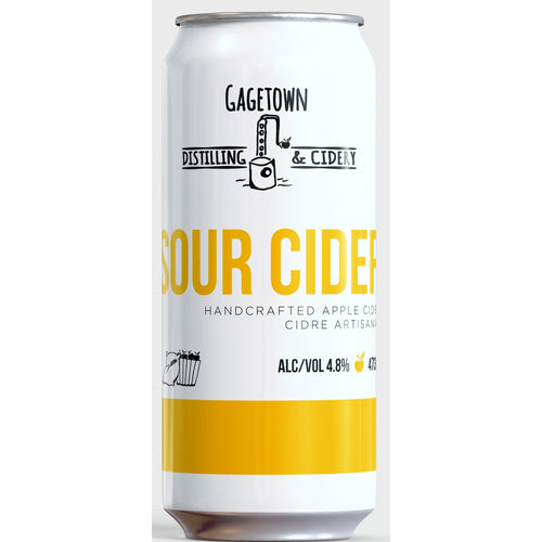 Sour Cider 473 mL  4.8%alc/vol