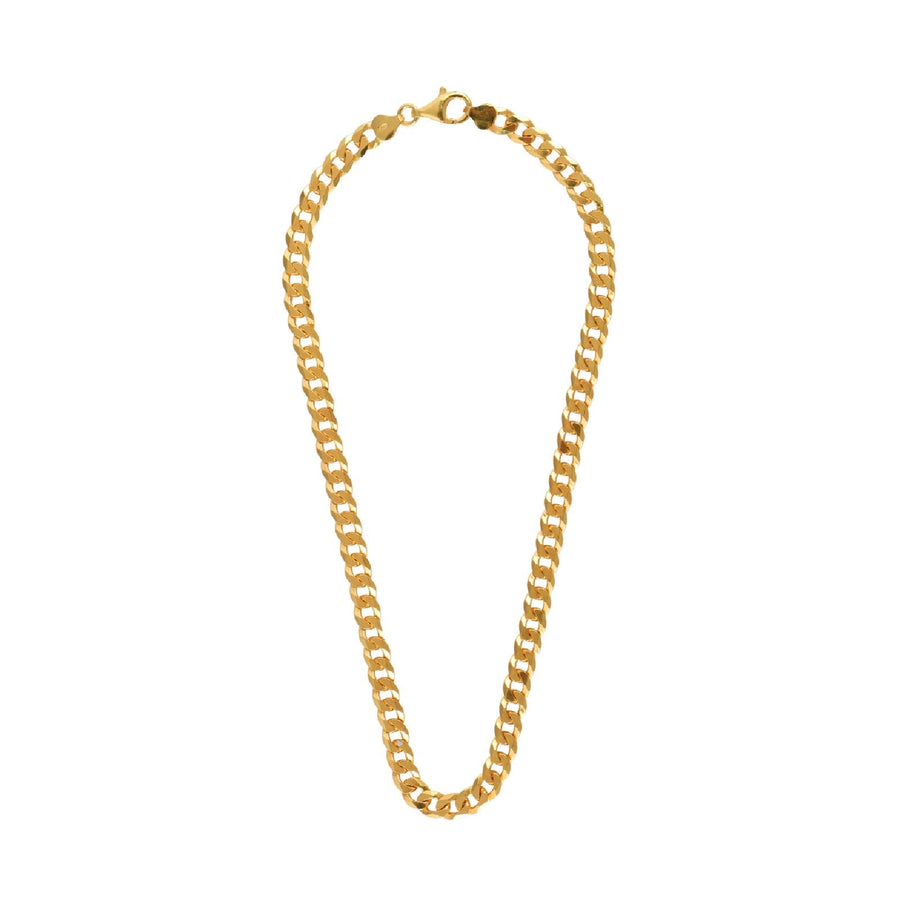 Statement Link Chain - Gold