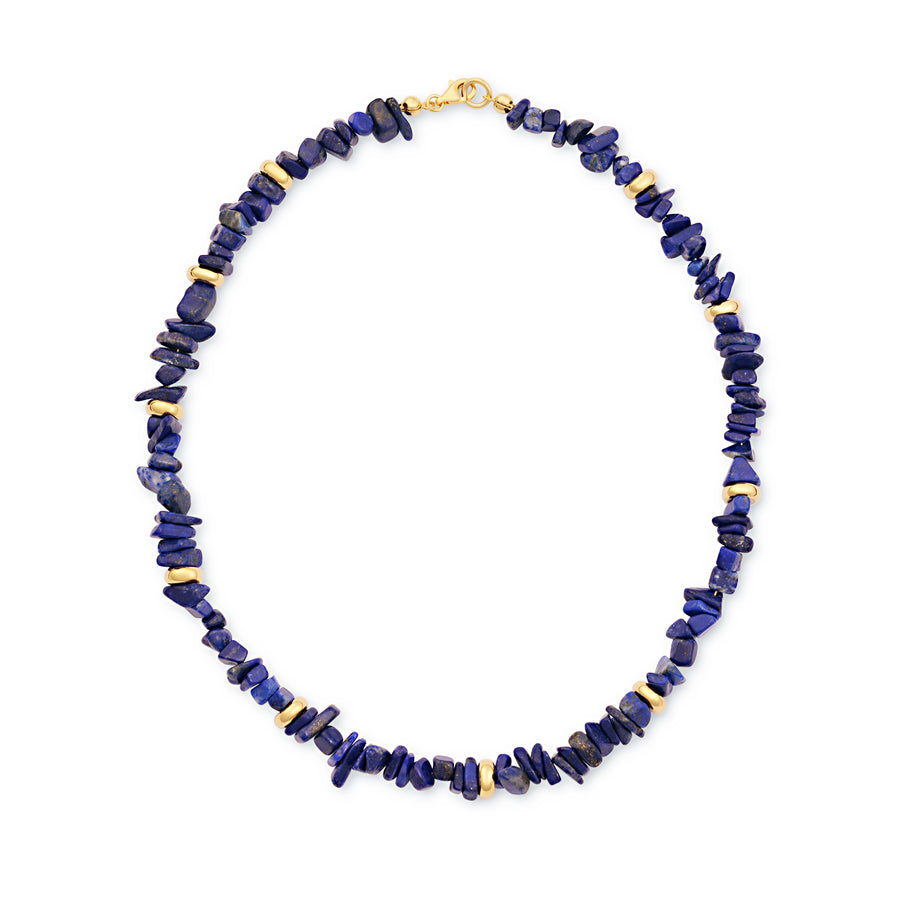 Blue Lapis Chain