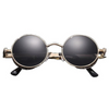 Steampunk Round Polarised Sunglasses - ShinyGoods.store