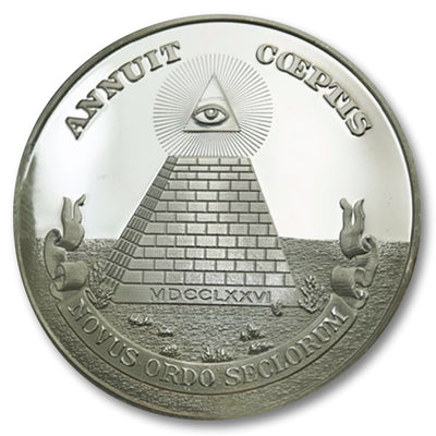 Masonic Coin - ShinyGoods.store