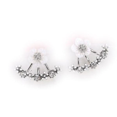 Cherry Blossoms Earrings - ShinyGoods.store