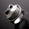 Silver Smiling Ring - ShinyGoods.store