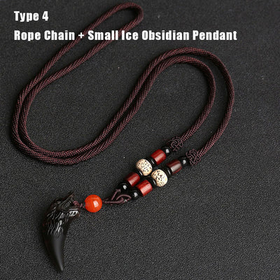 Wolf Tooth Amulet - ShinyGoods.store