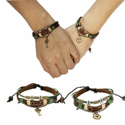 Vintage Bracelets for Couple - ShinyGoods.store