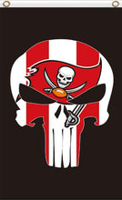 Load image into Gallery viewer, Tampa Bay Buccaneers Team flag Digital 3ftx5ft