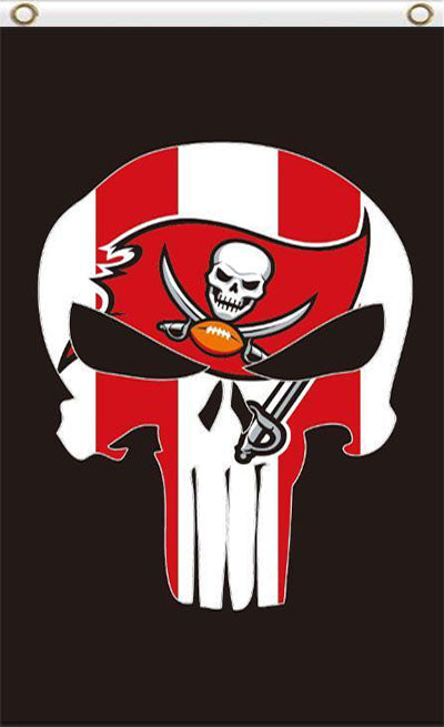 Tampa Bay Buccaneers Team flag Digital 3ftx5ft