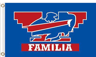 3ftx5ft Buffalo Bills Familia Flag
