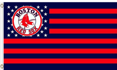 Boston Red Sox flags 90x150cm