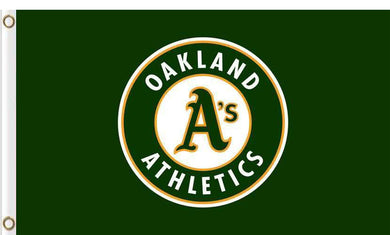 Oakland Athletics flags 90x150cm