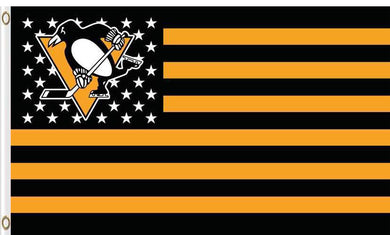 Pittsburgh Penguins flags 90x150cm