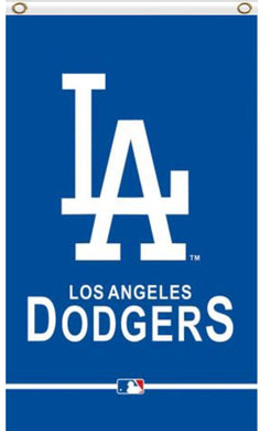 Los Angeles Dodgers Vertical Banner flag 3ftx5ft