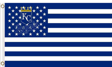 Kansas City Royals flags digital print