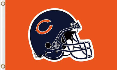 Chicago Bears National Football Flags 3ftx5ft