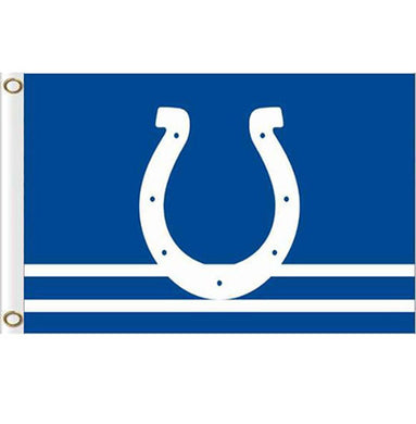Indianapolis Colts Three Lines flags 3ftx5ft