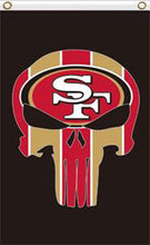 Load image into Gallery viewer, San Francisco 49ers  Flag Digital Printing 3ftx5ft