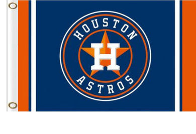 Houston Astros Crush City flags 3ftx5ft