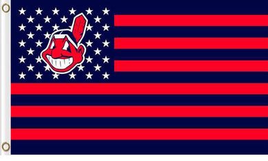 Cleveland Indians flags 90x150cm
