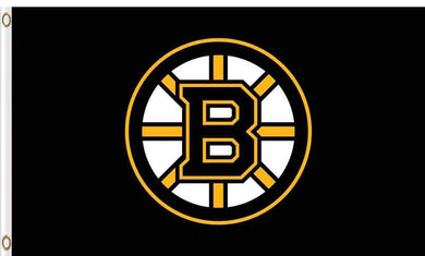 Boston Bruins flags 90x150cm