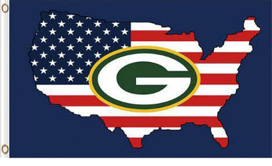 Green Bay Packers US Flag 3X5F