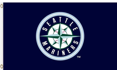 Seattle Mariners flags 90x150c