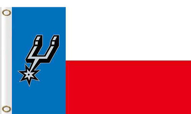 San Antonio Spurs Flag digital printed 90x150cm