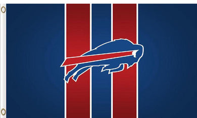 Hemlet Buffalo Bills Flag 3ftx5ft
