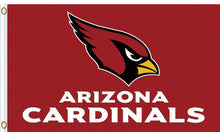 Load image into Gallery viewer, Arizona Cardinals Team Banners Flags 3ftx5ft