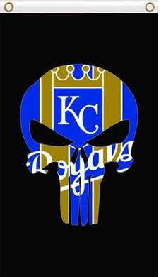 Kansas City Poyals flags 90x150cm