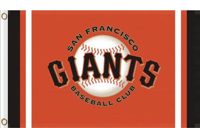San Francisco Giants Logo Banner flags 90x150cm