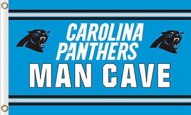 Carolina Panthers Team Banners Flag 3ftx5ft