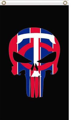 Minnesota Twins flags 90x150cm