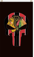Load image into Gallery viewer, Chicago blackhawks sports team 90*150 CM