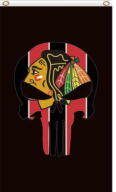 Chicago blackhawks sports team 90*150 CM