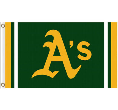 Oakland Athletics custom flag 3ftx5ft