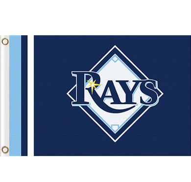 Tampa Bay Rays custom flag 3ftx5ft