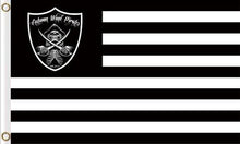 Load image into Gallery viewer, Oakland Raiders Club Logo Sports Flags 3ftx5ft