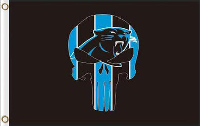 sports flag Carolina Panther 3ftx5ft
