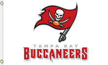 Load image into Gallery viewer, Tampa Bay Buccaneers Sports Banners Flags 3ftx5ft