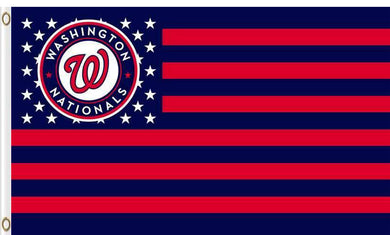 Washington Nationals flags 90x150cm