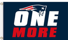 Load image into Gallery viewer, New England Patriots one more Flags 3ftx5ft