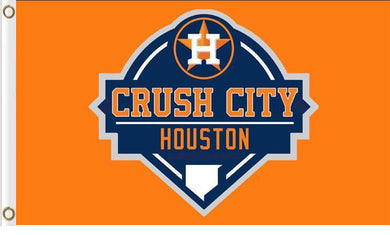Houston Astros custom flag 3ftx5ft