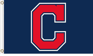 Cleveland Indians Baseball Club flags 3ftx5ft