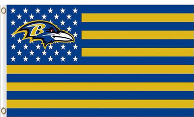 Baltimore Ravens Flag the Star flag 3x5ft