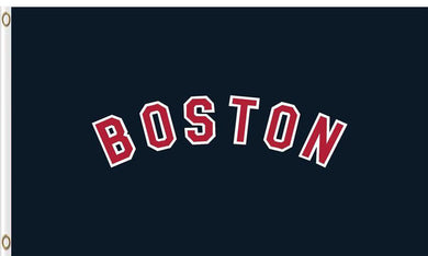 Boston Red Sox Team flag 3ftx5ft